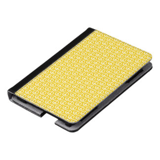 Peace Signs on Sunny Yellow Kindle Case