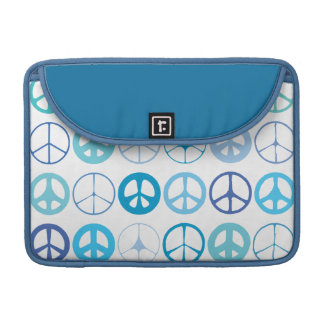 Peace Signs Sleeve For MacBook Pro