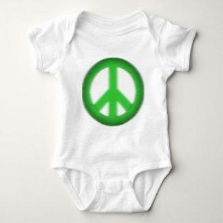 peace simple gloom infant creeper