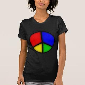 peace simple shirt
