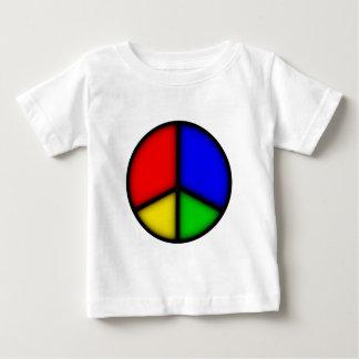 peace simple t-shirt