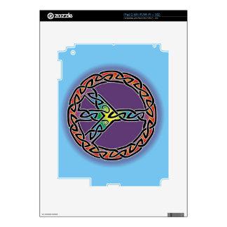 Peace Skin For The iPad 2