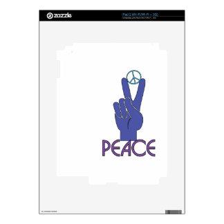 Peace Skins For iPad 2