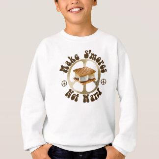Peace - Smores Not War Sweatshirt