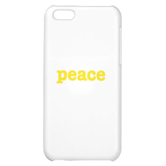 peace (soulshine edition) iPhone 5C cover