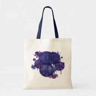 Peace Splats Bag