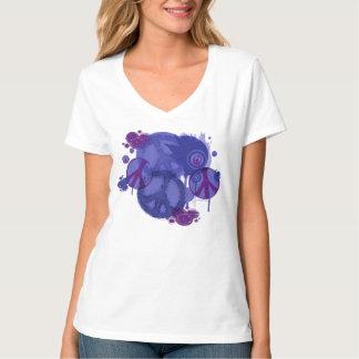Peace Splats Women's T-Shirt