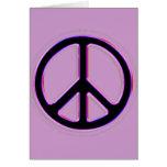 *Peace* Spreding Peace Designs Card
