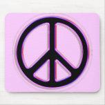 *Peace* Spreding Peace Designs Mousepad