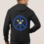 Peace Star Of David Sweatshirt