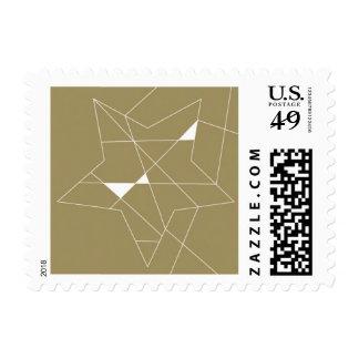 PEACE Star Stamp