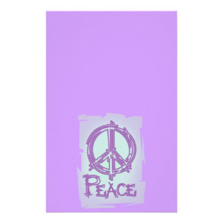 PEACE STATIONERY