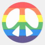 Peace Sticker :)