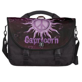 Peace Sun Capricorn Bags For Laptop