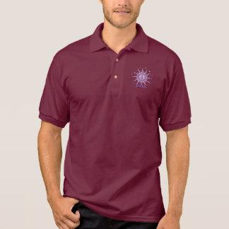 Peace Sun Gemini Polo Shirt