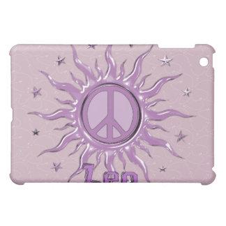 Peace Sun Leo iPad Mini Case