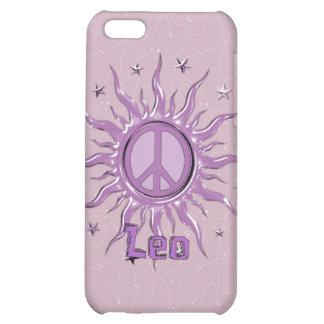 Peace Sun Leo iPhone 5C Covers