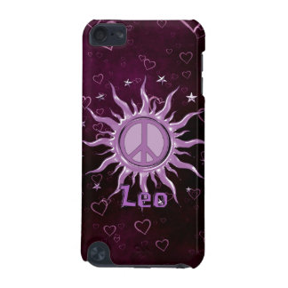 Peace Sun Leo iPod Touch (5th Generation) Covers