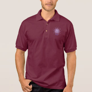 Peace Sun Leo Polo Shirt