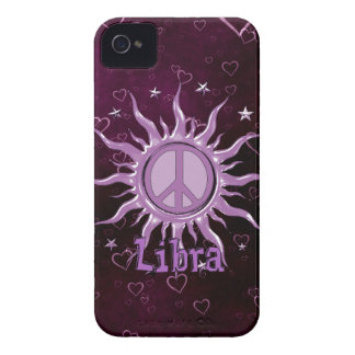 Peace Sun Libra Blackberry Bold Cover