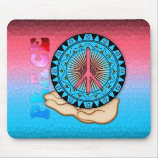 Peace ~ Sun Mouse Pad