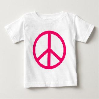 peace symbol baby T-Shirt