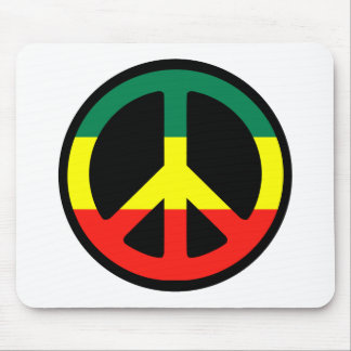 Peace Symbol for the World! Mouse Pad