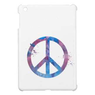 Peace Symbol iPad Mini Covers