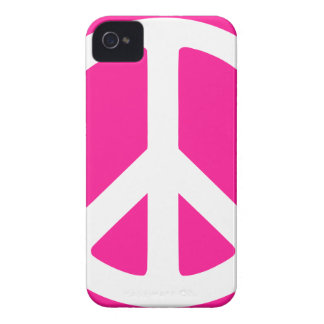 Peace Symbol iPhone 4 Case