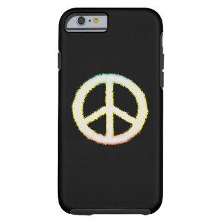 Peace Symbol iPhone 6/6s, Tough Tough iPhone 6 Case