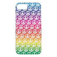 Peace symbol iPhone 8/7 case