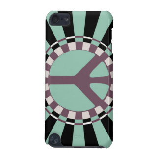 Peace symbol iPod touch 5G cover