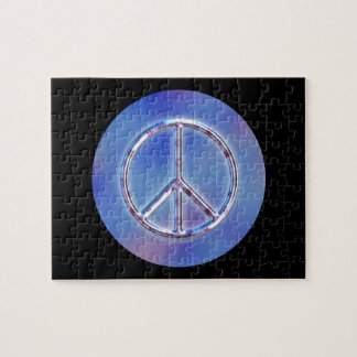 Peace Symbol Jigsaw Puzzle