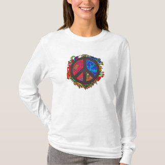 PEACE Symbol of Life T-Shirt