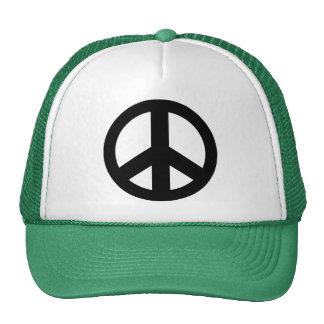 Peace Symbol Peace Sign Hat