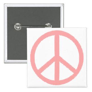peace symbol pinback buttons