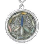 Peace Symbol Set in Stone Jewelry