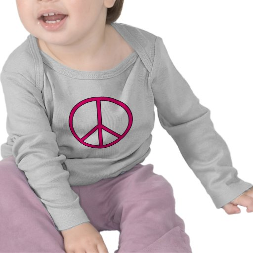 Peace Symbol Sign Love Hippie Anti War Protest T Shirts