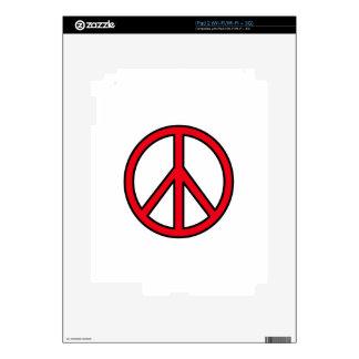 Peace Symbol Skins For The iPad 2