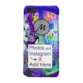 Peace Symbol with lots of Pictures iPod Touch (5th Generation) Cover