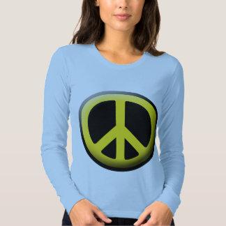 Peace Symbol (Yellow) Shirt