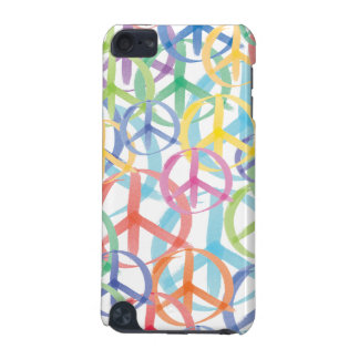 Peace Symbols Art iPod Touch (5th Generation) Cover