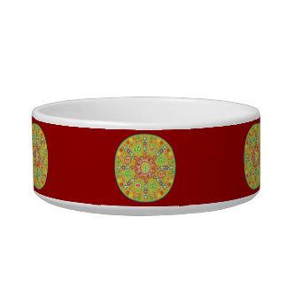 Peace Symbols Design Bowl