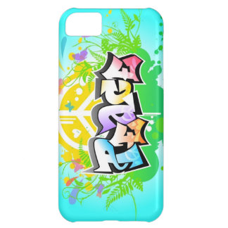 Peace Tag iPhone 5 Case