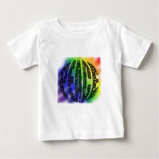peace tee-ckp baby T-Shirt