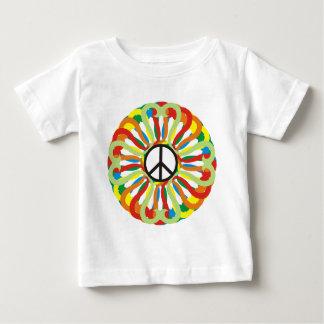 Peace Thingy Baby T-Shirt