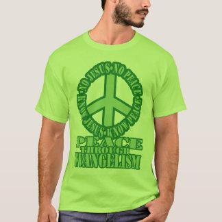 Peace through Evangelism T-Shirt