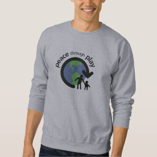 Peace through Play Sweatshirt