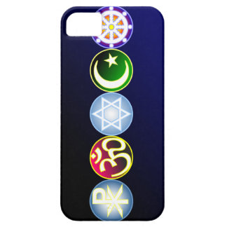 Peace Through World Religions iPhone 5 Case