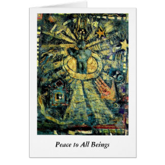 Peace to All Beings Card